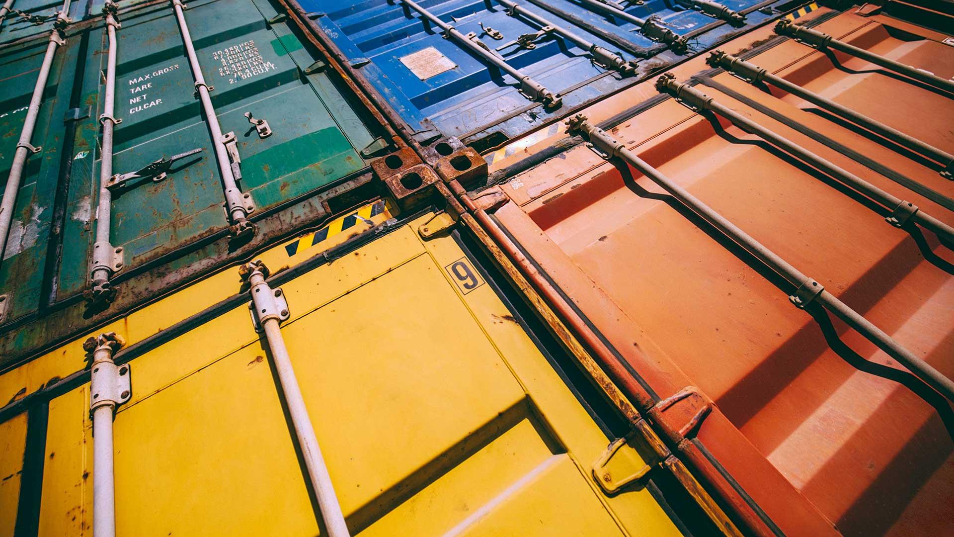 prekybos užsakymų valdymo sistemos architektūra